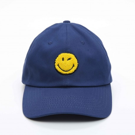 Fray X Smiley Logo Baseball Cap