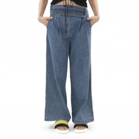 BEYOND RETRO Waistband Cover Jeans