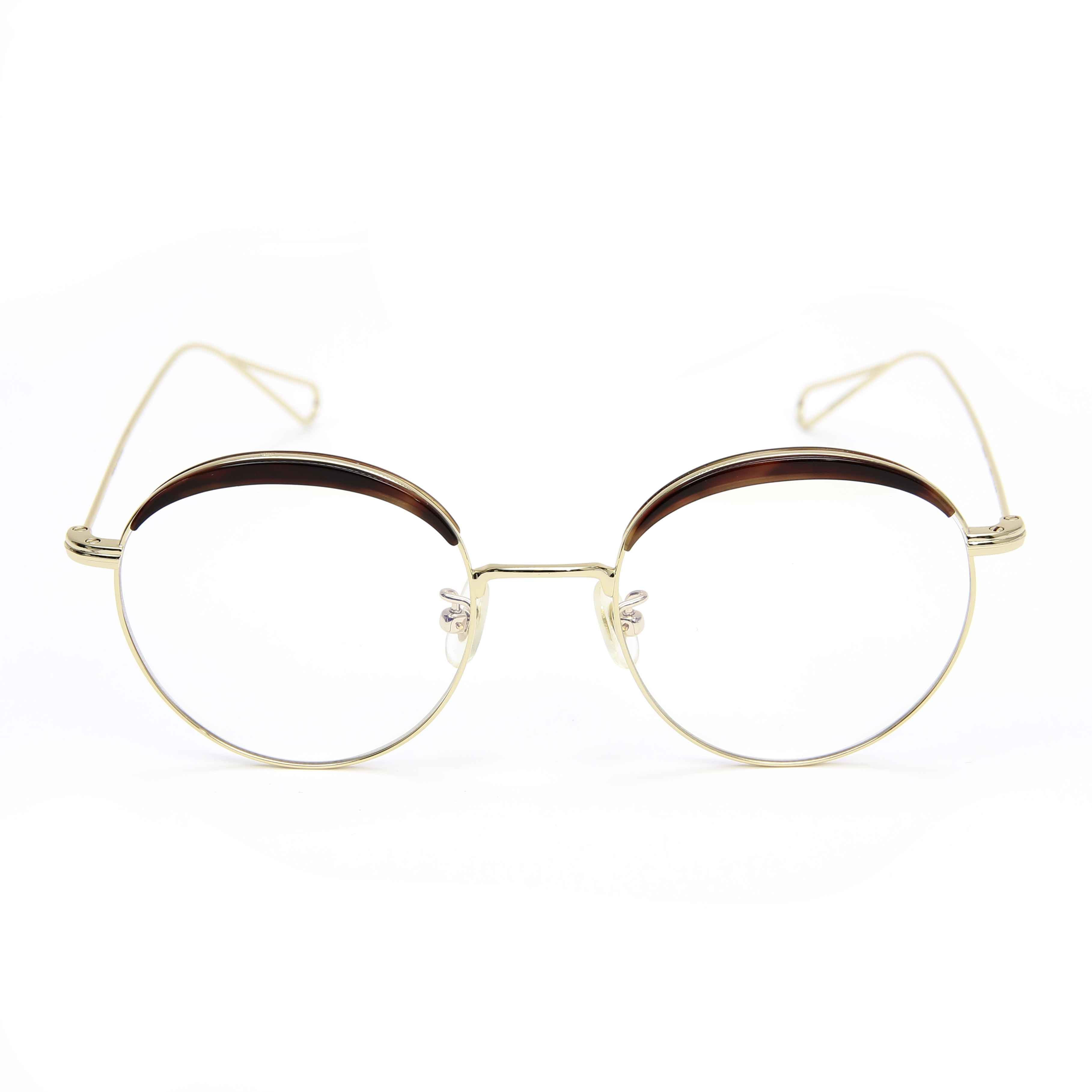 7960bed6a41 Stephane Christian Metal Aviator Optical Glasses - SDRE