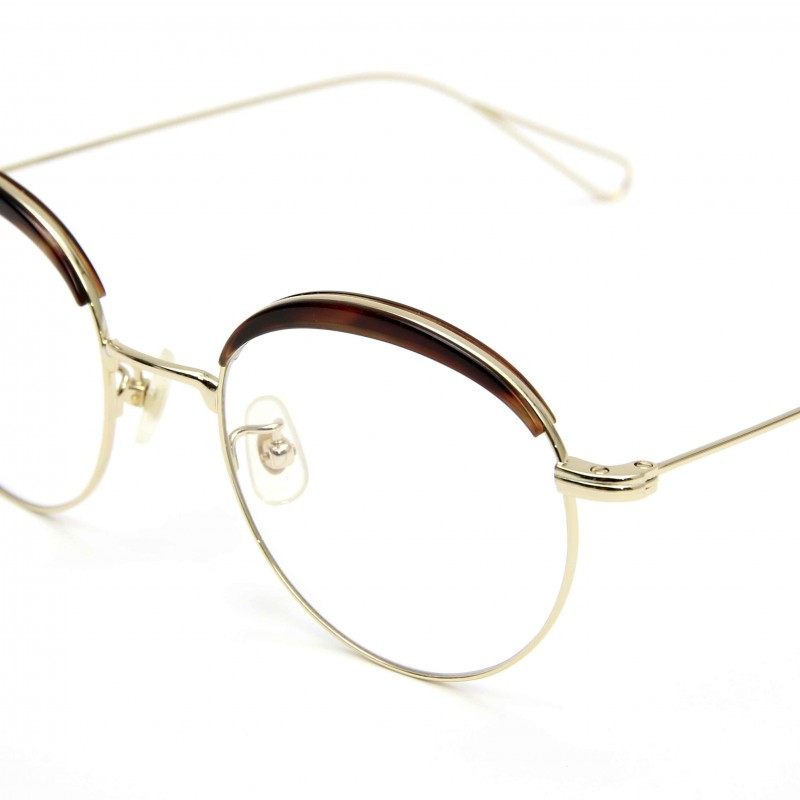 fb6cebfcdcb ... Stephane Christian Metal Aviator Optical Glasses ...