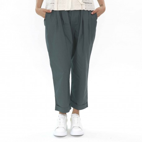Eyeful Casual Elastic Band Trousers