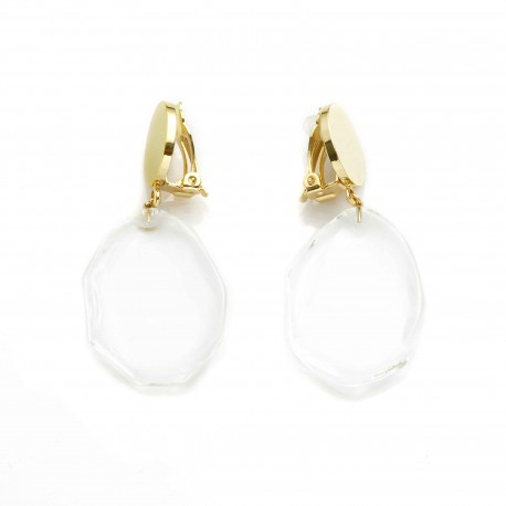 Monday Edition [ME x Mowani] Drop Glass Earrings