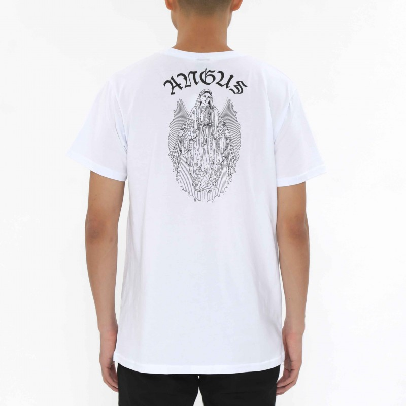 Angus Virgin Mary T-shirt