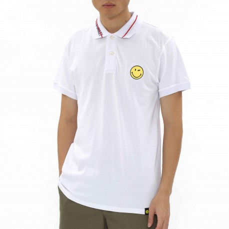 Smiley World Classic Smiley Face Polo shirt