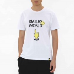 Smiley World Big Finger T-shirt