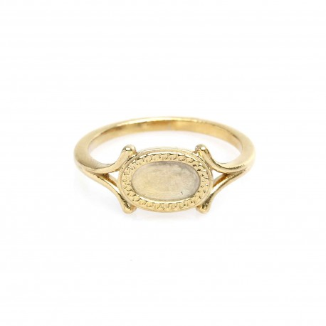 Vi.Ve Antique Mirror Mini Ring